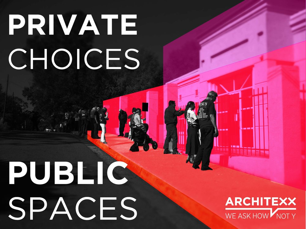 how can design enable - Dialogue in contested public spaces? This ArchiteXX led design action addresses the public-private interface of the last remaining abortion clinic in Mississippi.