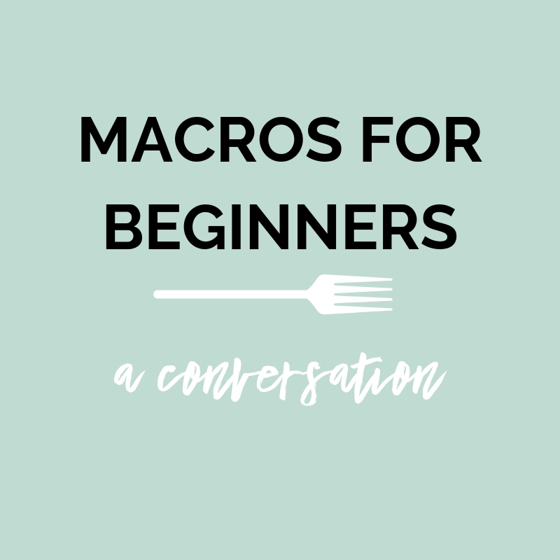 tracking macros for beginners getting started with tracking macros video