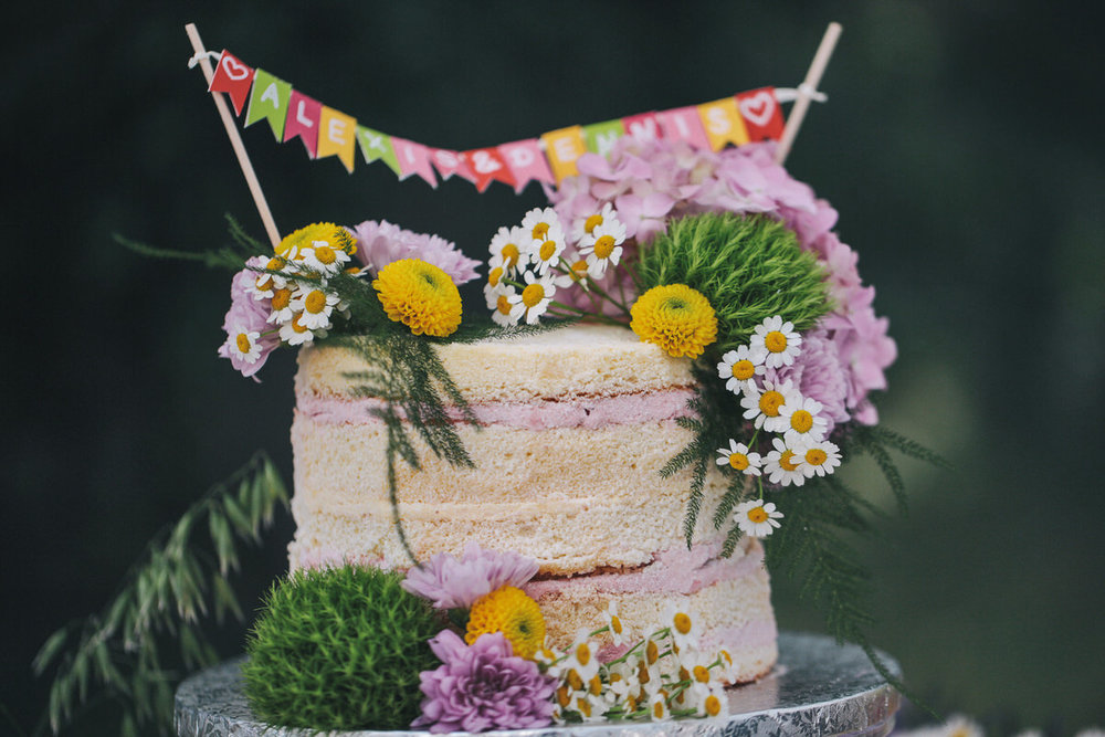 Naked Cakes für eure Hochzeit - Wir backen euch leckere Naked Cakes für eure Traumhochzeit in Köln und Umgebung.
