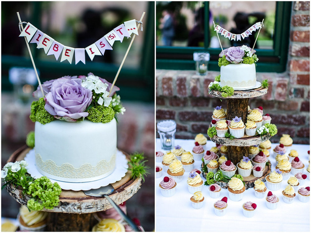 Fondant Torten für eure Hochzeit - Wir backen euch leckere Fondant Torten für eure Traumhochzeit.