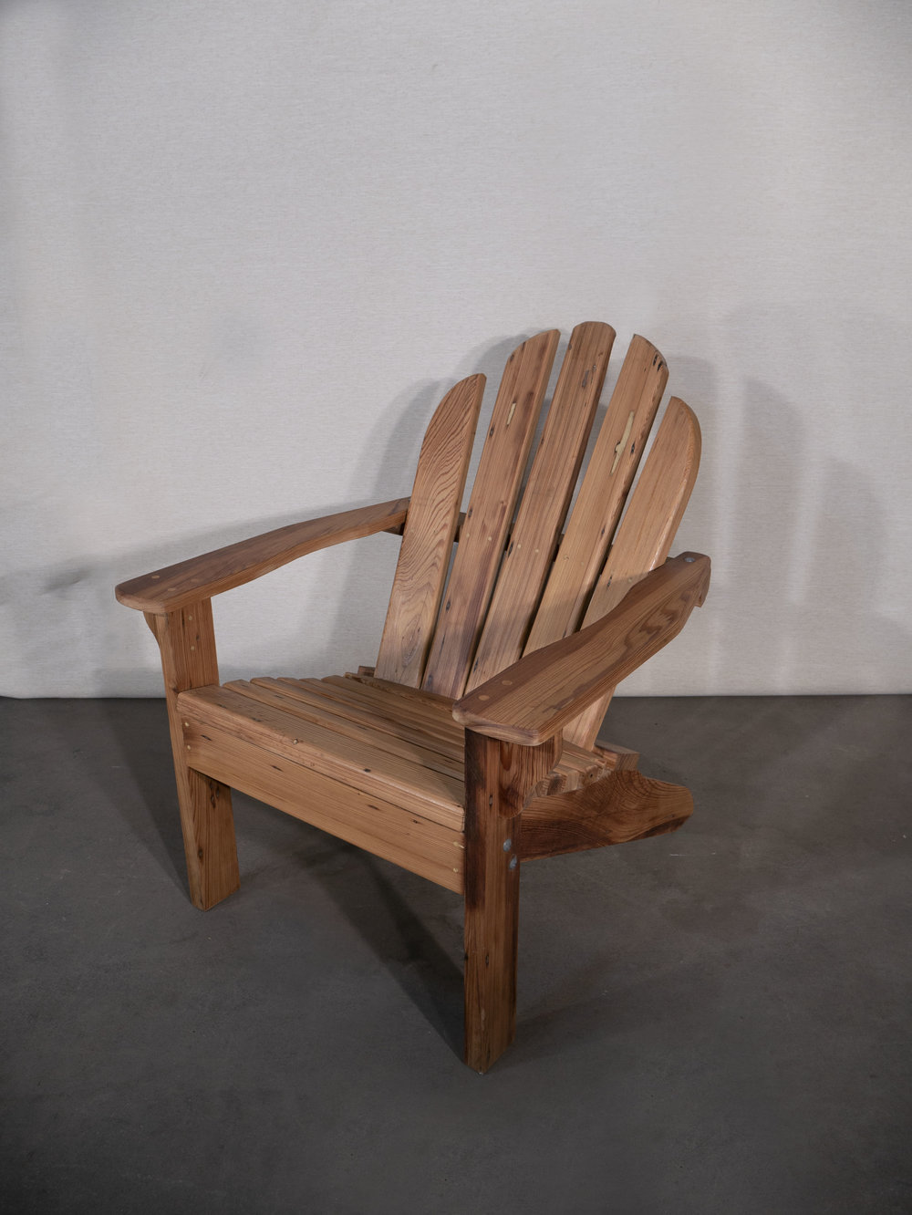 Adirondack Chair   Vivian Cahn Designs  (Vivian Cahn & Kevin Vicknair)  Furniture