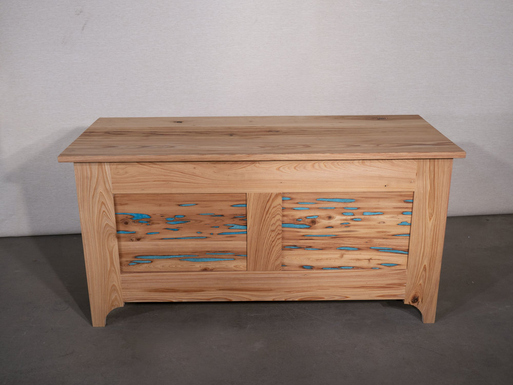 Blanket Chest   Vivian Cahn Designs  (Vivian Cahn & Kevin Vicknair, Nick Schmidt)  Furniture