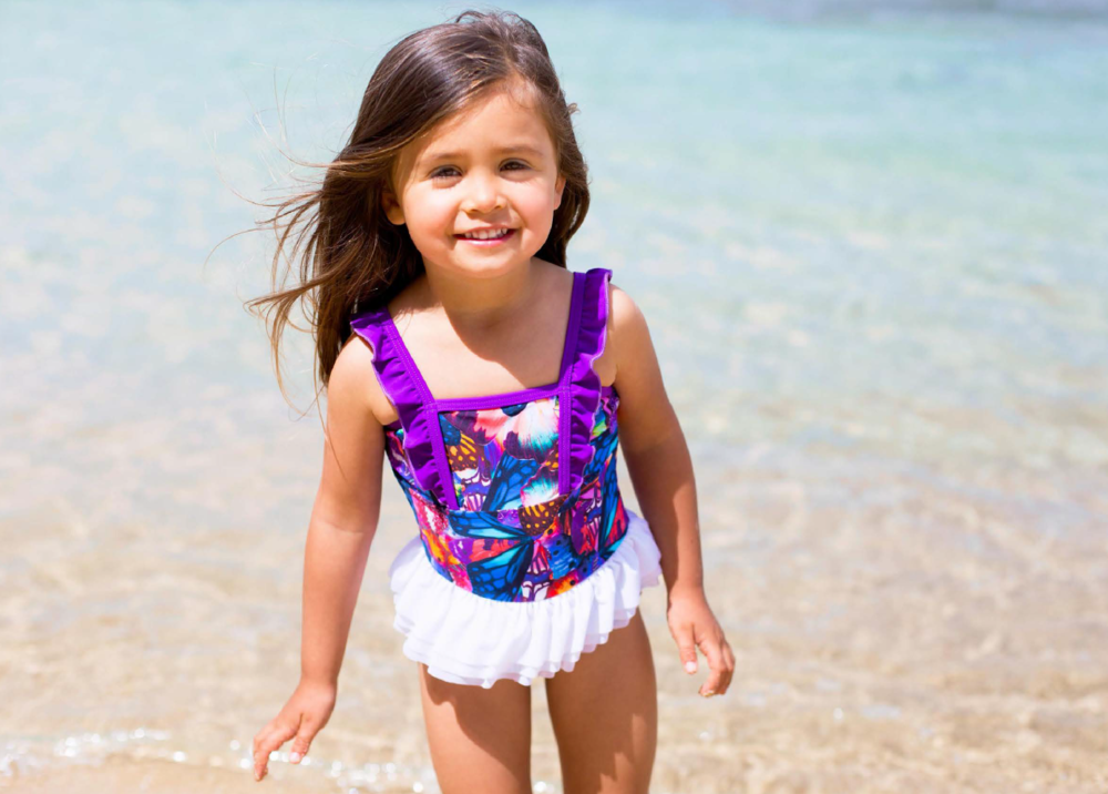 8642afe427 Aqua Blu Kids swimwear collection