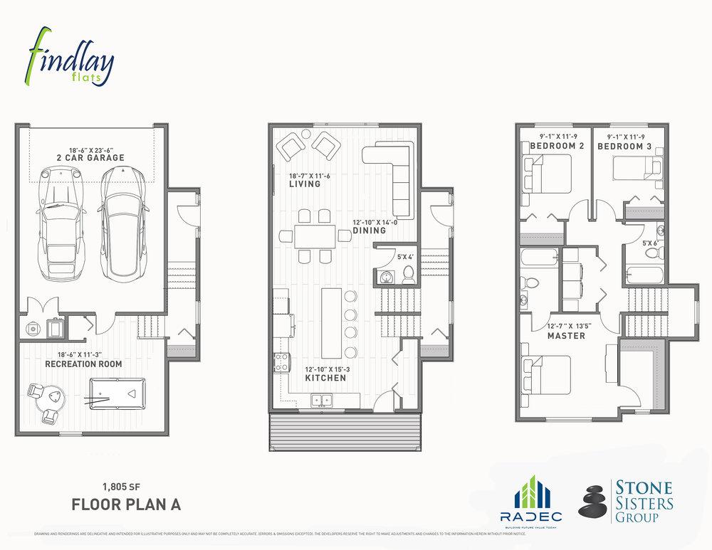 Floor Plan A -