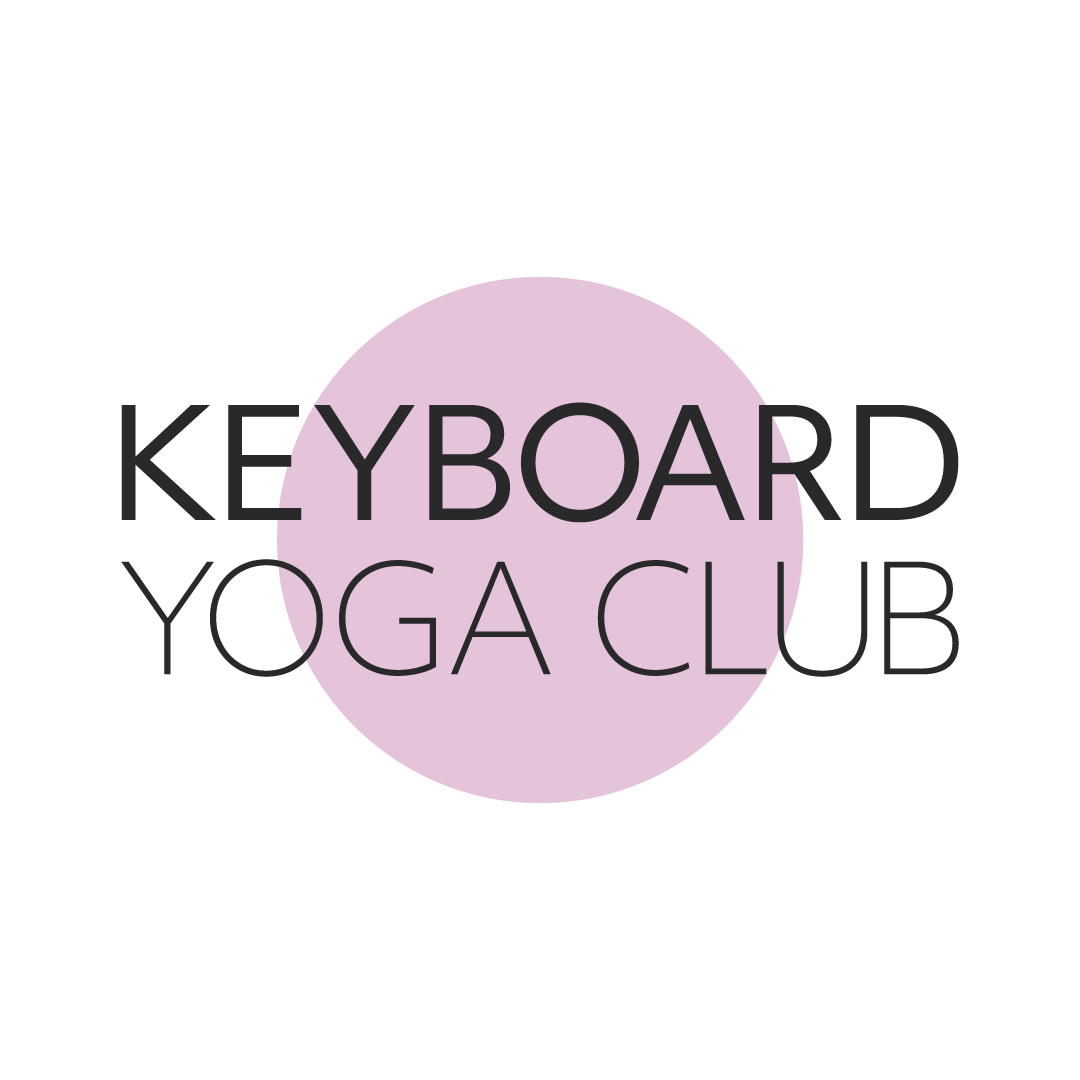 Keyboard Yoga Club