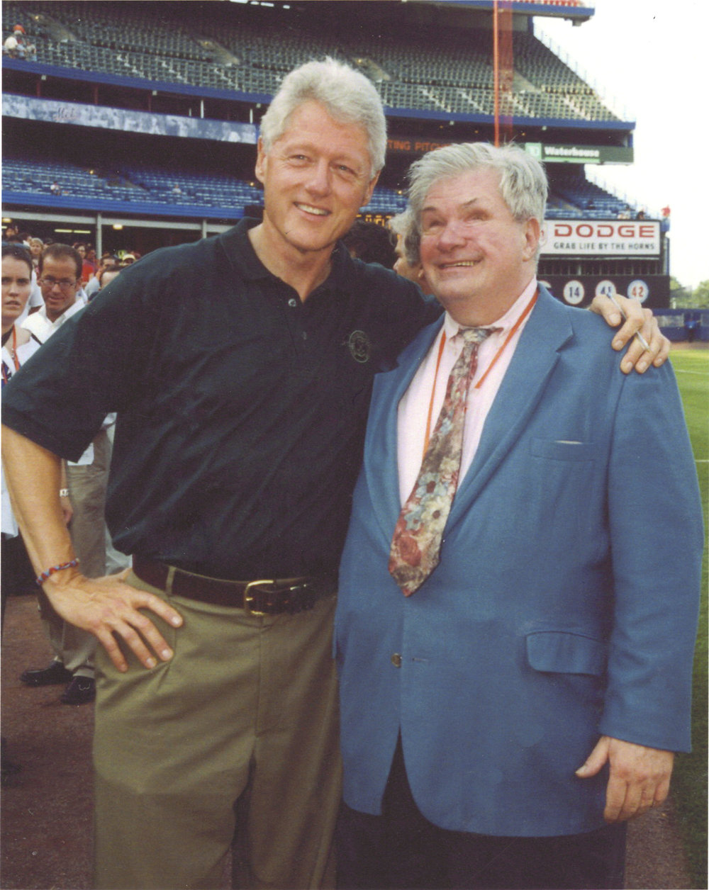 Ed and President Clinton.jpg