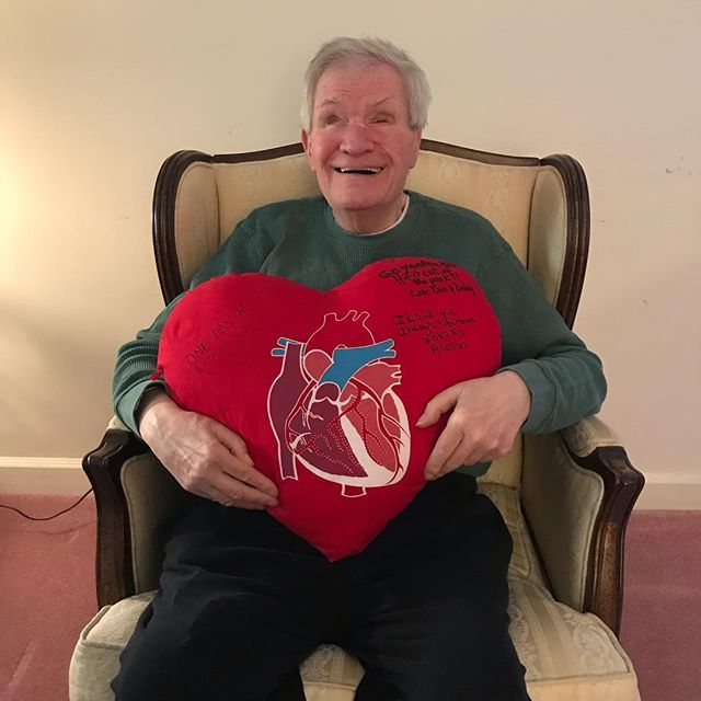 It's National Heart Month... have you had yours checked lately?  6 months ago today, I had open heart surgery. Thank you, Lou LaSalle for recommending Newark Beth Israel Hospital and Dr. Craig Saunders.  I also want to wish my bride Allison a Happy Valentines Day❣️She has been a wonderful wife and nurse taking care of me these last 6 months during recovery. 😘 #Sweetheart #ValentinesDay #Yougottahaveheart #RWJBarnabasHealth #OpenHeart #NewarkBethIsrael #nationalheartassociation #disabilityawareness #lifeisgood #edlucasfoundation
