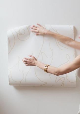 drop it modern wallpaper, bosom nude