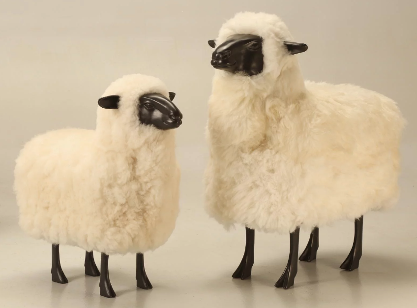 C  hairish  and  Etsy  have the real deal vintage Lalanne's!