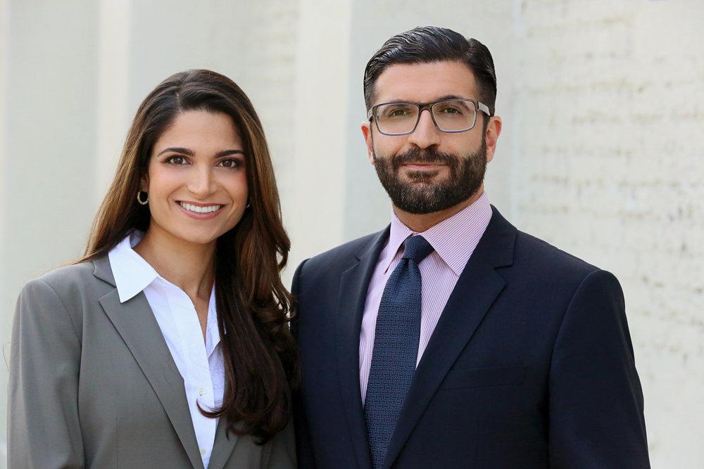 Hirad Dadgostar and Azadeh Dadgostar Gilbert