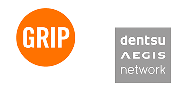 THE SALE OF FULL SERVICE DIGITAL AGENCY, GRIP TO THE DENTSU AEGIS NETWORK IN JANUARY 2016