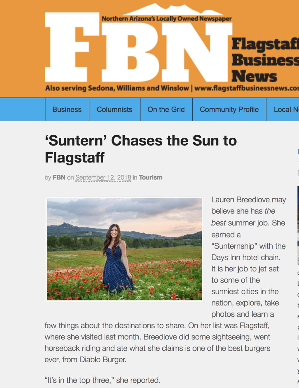 Flagstaff Business News -