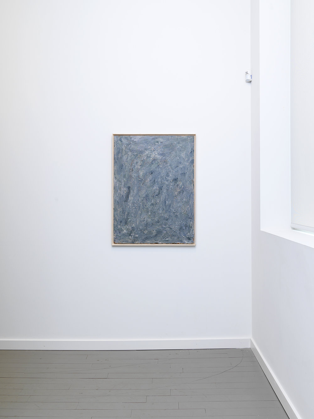 Straw, 1982 Oil on board 40 x 30 inches