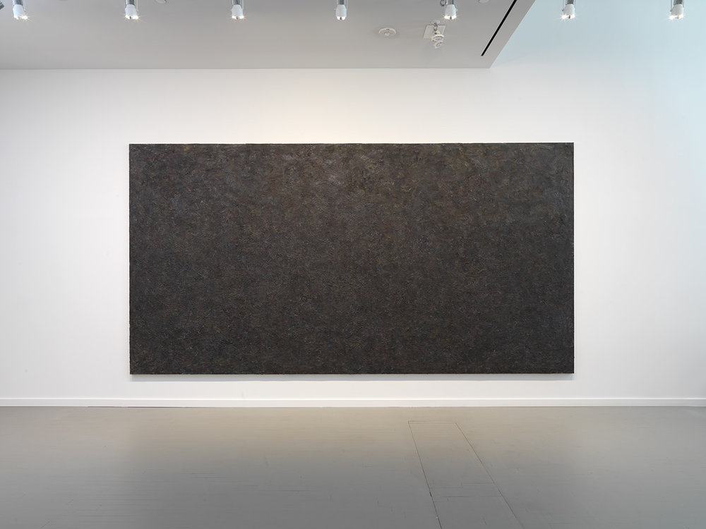 Elephant, 1979 Oil on canvas 109 x 210 inches