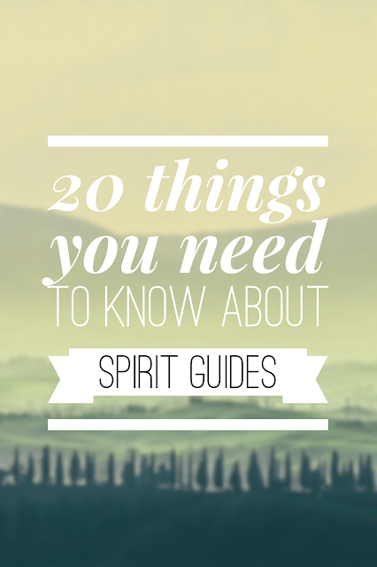 20 Things You Need to Know About Spirit Guides
