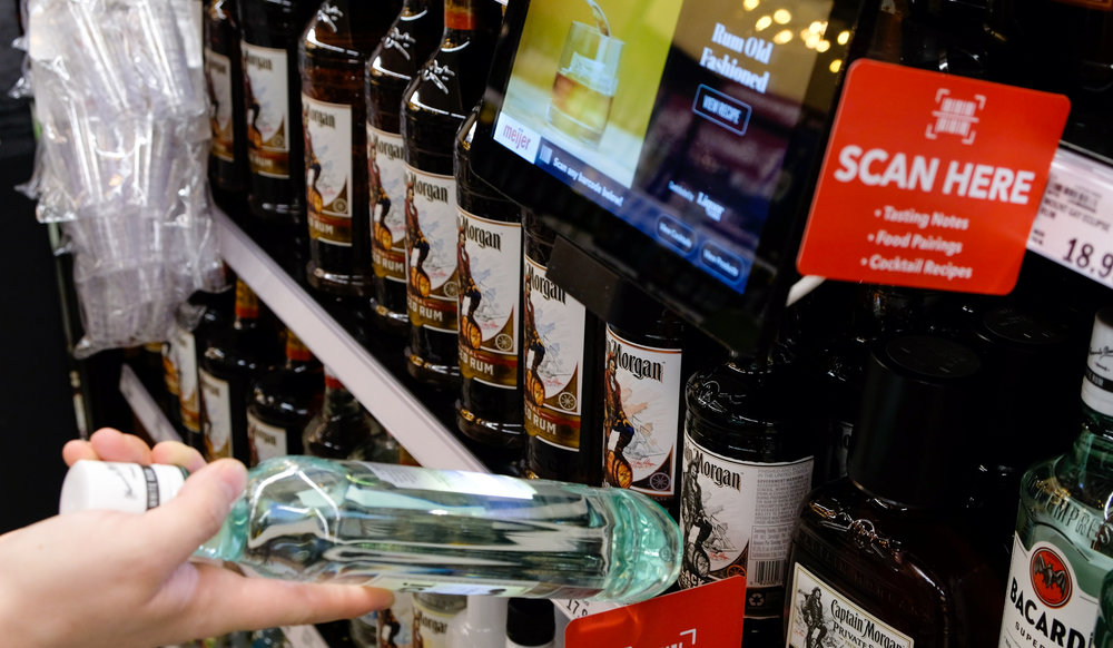 Scan any Product - Lookup product description, tasting notes, food pairing suggestions by scanning the barcode of any beer, wine or spirit.