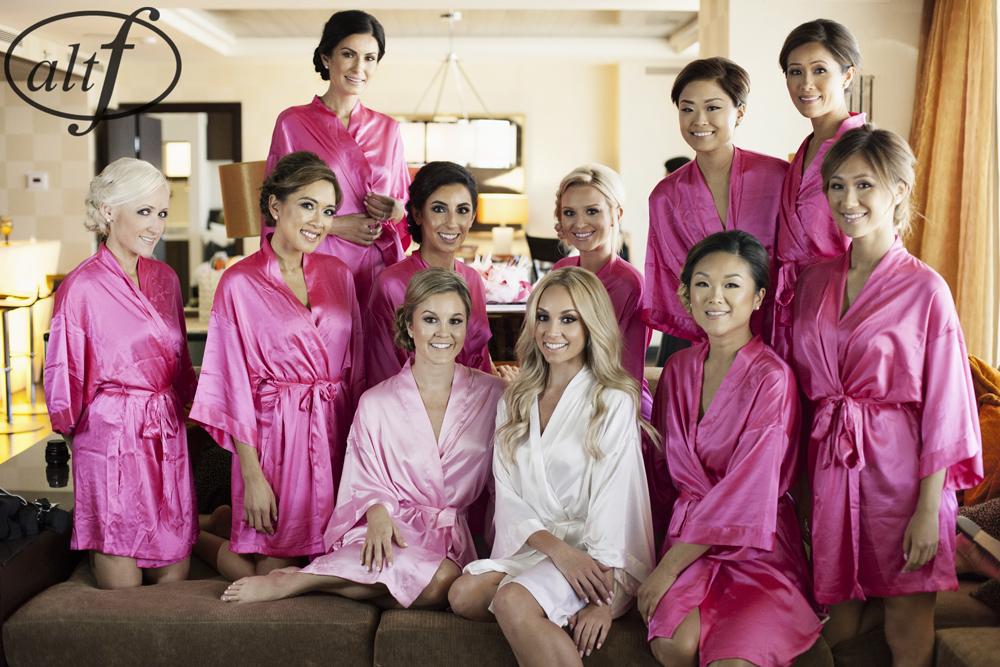 bridesmaid-robes-pink