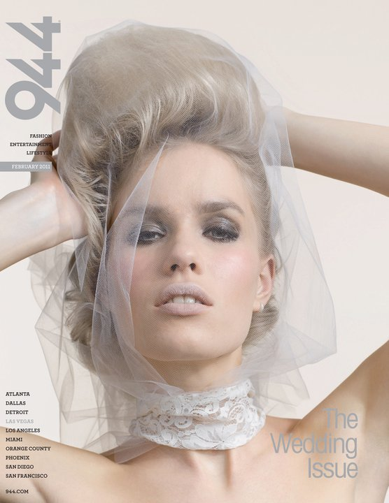 944 The Wedding Issue