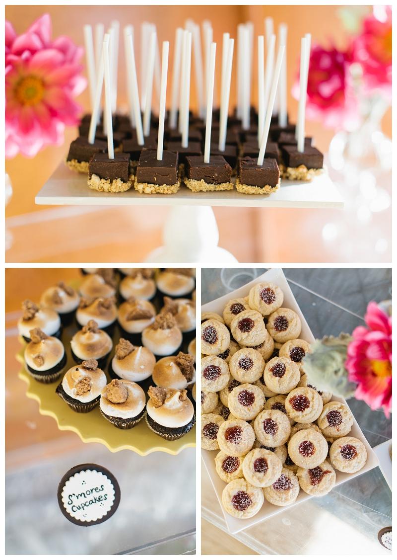 brownie-pops-smores-cupcakes-thumbprint-cookies