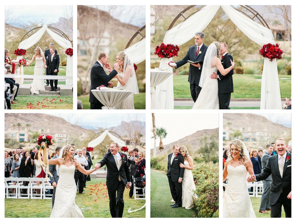 wedding ceremony, vegas wedding planner, las vegas wedding planner, weddings, red wedding, ceremony, bride, groom, las vegas weddings, red roses, red rock country club