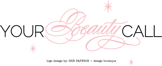your beauty call LOGO