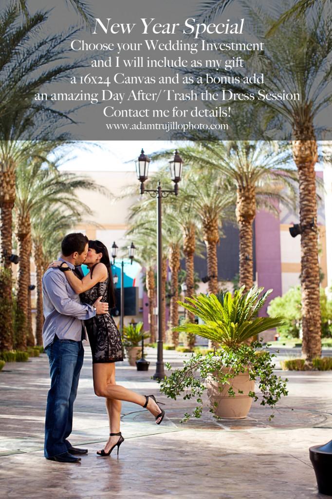 adam trujillo New Year Wedding Photography Promo