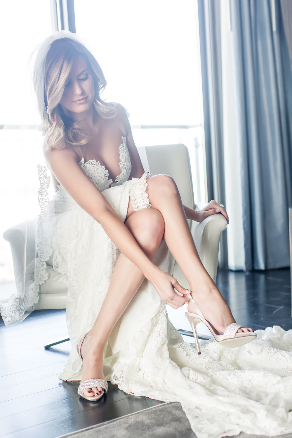 wedding shoes, high heels guiseppe zanotti, wedding day prep, wedding dress, wedding gown