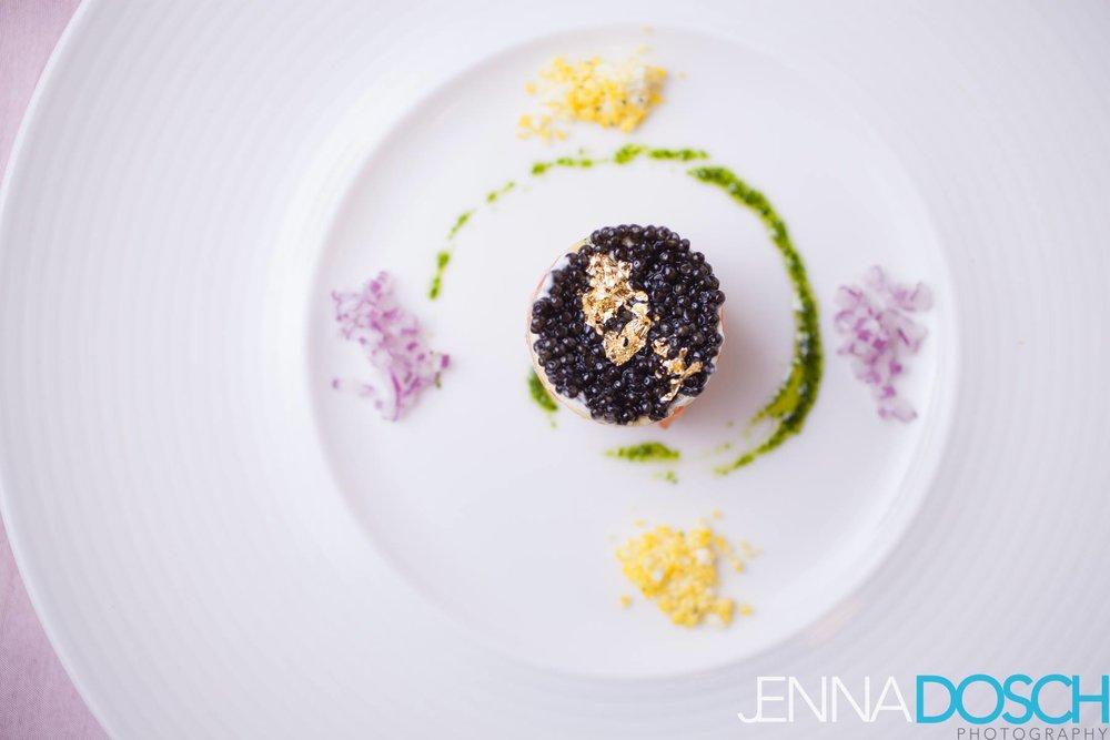 caviar-parfait