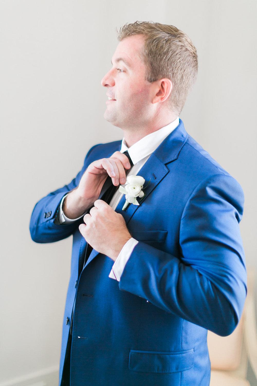 groom wedding day groom tux ted baker las vegas wedding planner