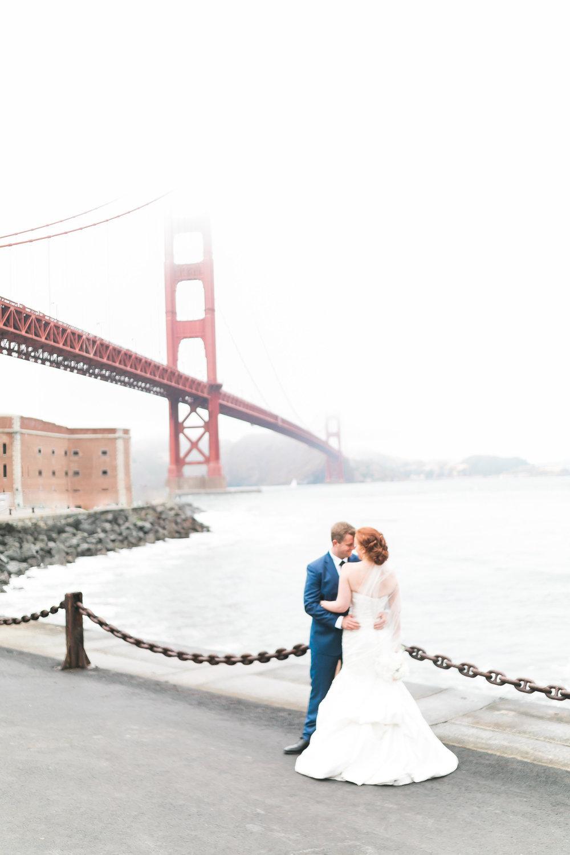 golden gate bridge san francisco wedding photos las vegas wedding planner