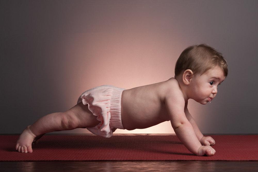 Strengthen your core + pelvic floor postpartum!