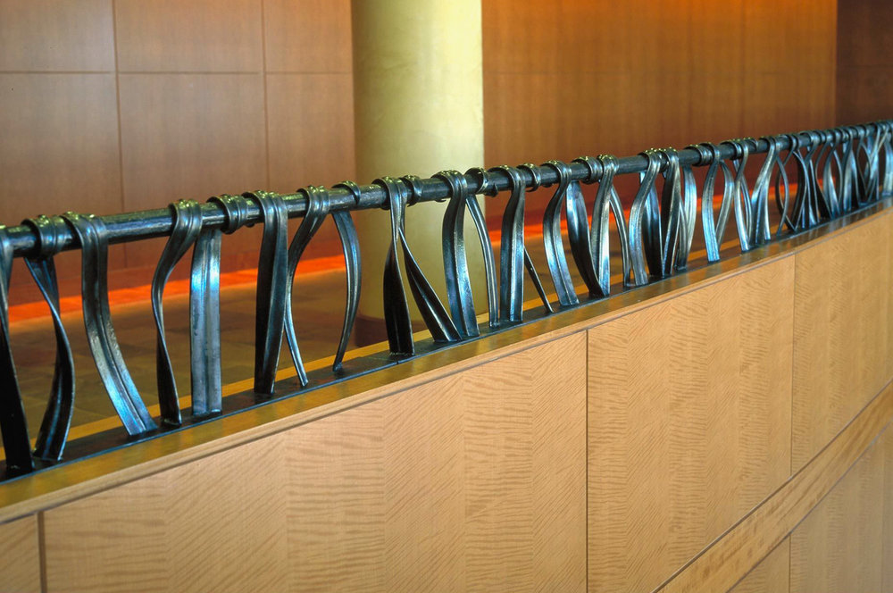 Stowers Institute Railing