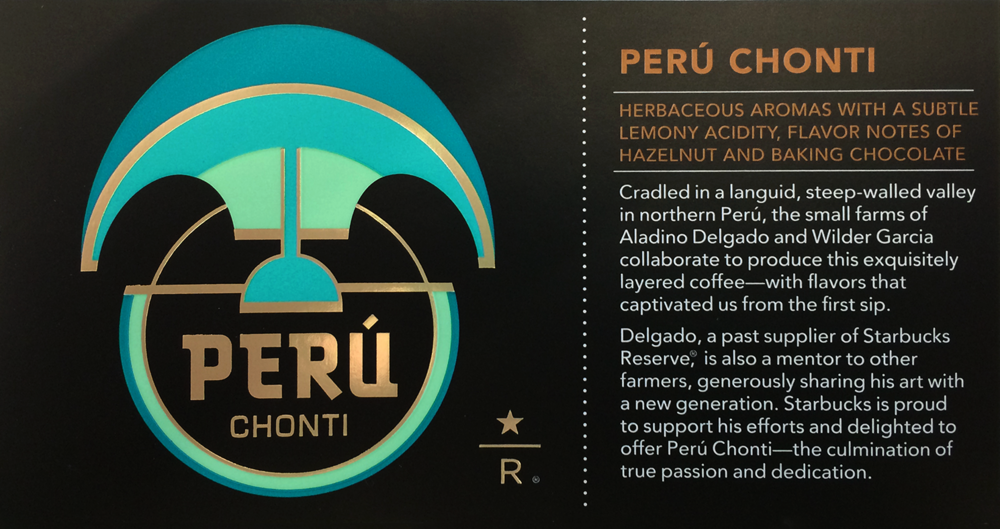 LABEL  Peru Chonti