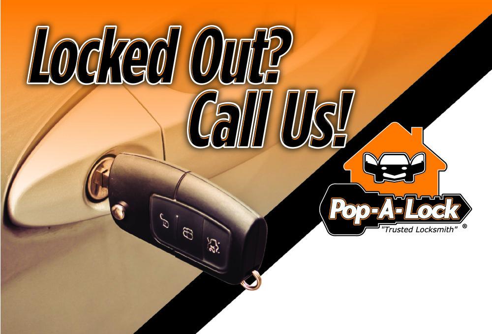 Locked out of my car Pop-A-Lock Big Island