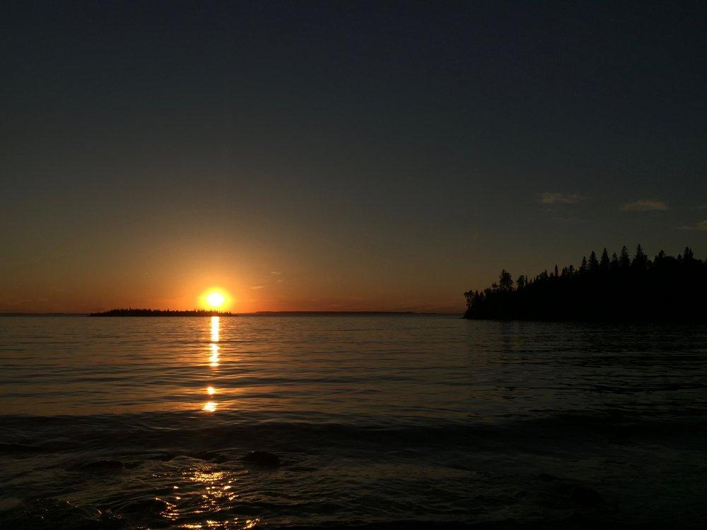 20 - Todd Harbor Sunset.jpg