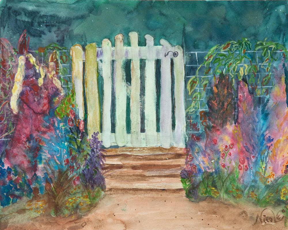 Angel at the Gate