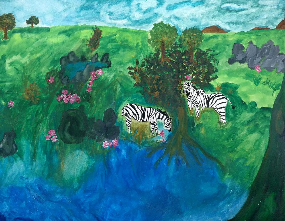 Zebra Meadow