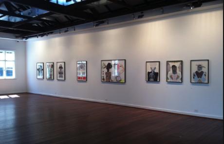 Venn Gallery, Perth, WA, 2011
