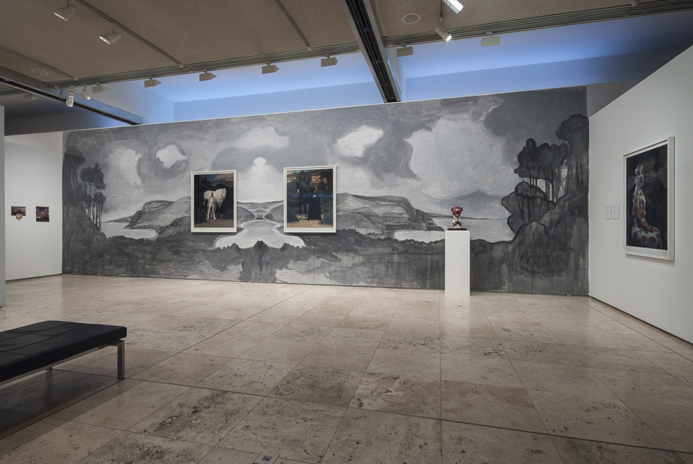 Stand Still at Prospect Hill, 2018, Newcastle Art Gallery, NSW