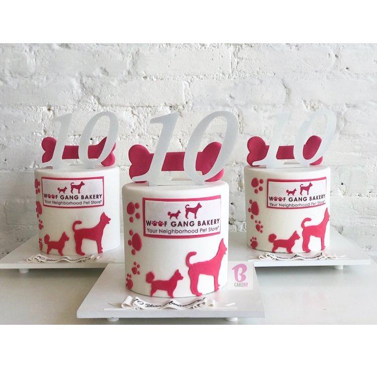dog food company cakes