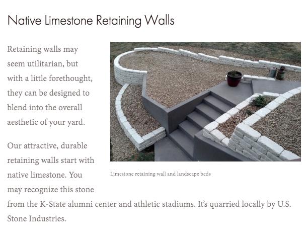 Grounded-Landscape-Native-Limestone-Retaining-Walls-Writing-Sample