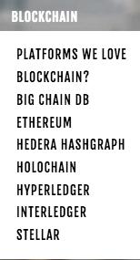 Go to our Blockchain menu click and enjoy.