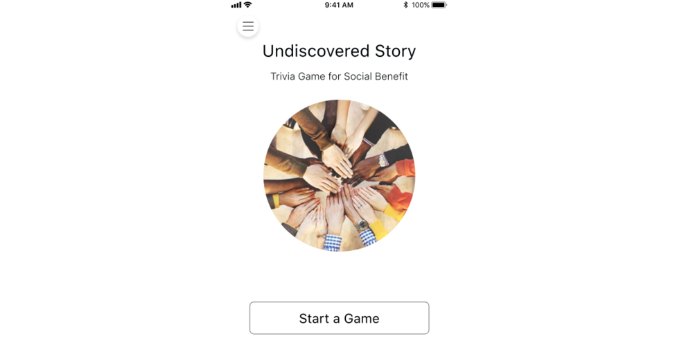 Undiscovered Story web app prototype page.png