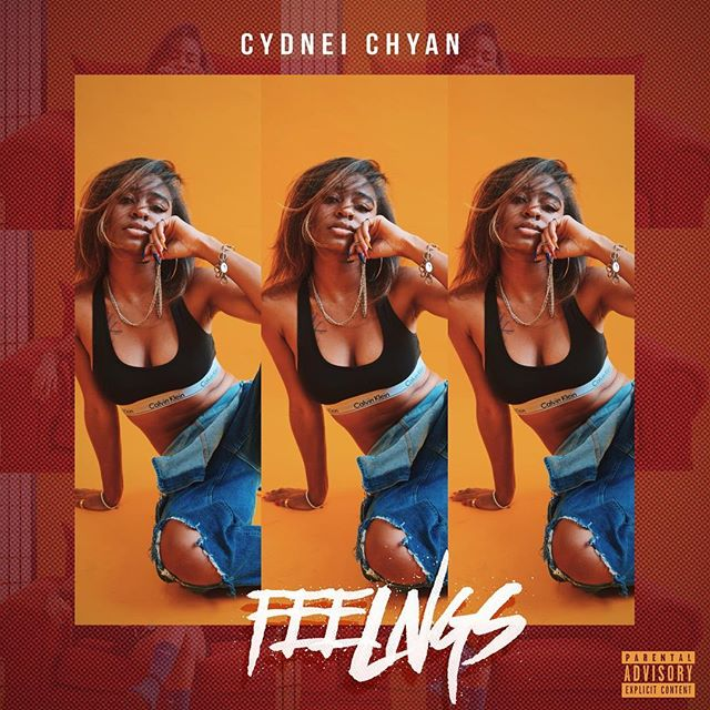🚨 NEW MUSIC ALERT 🚨 @cydneichyan JUST DROPPED HER EP, FEELNGS! DROP 💙💙💙 IF YOU'RE IN YOUR #FEELNGS TODAY!