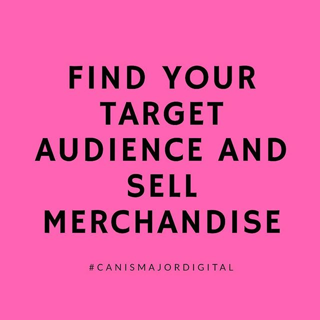 #Merch is a HUGE market for #artists! Not just because it creates an additional revenue stream but it helps diversify your brand. When a fan rocks one of your shirts or hats think about how many more people they've exposed your brand too that you may never have reached with just your music. 🎧