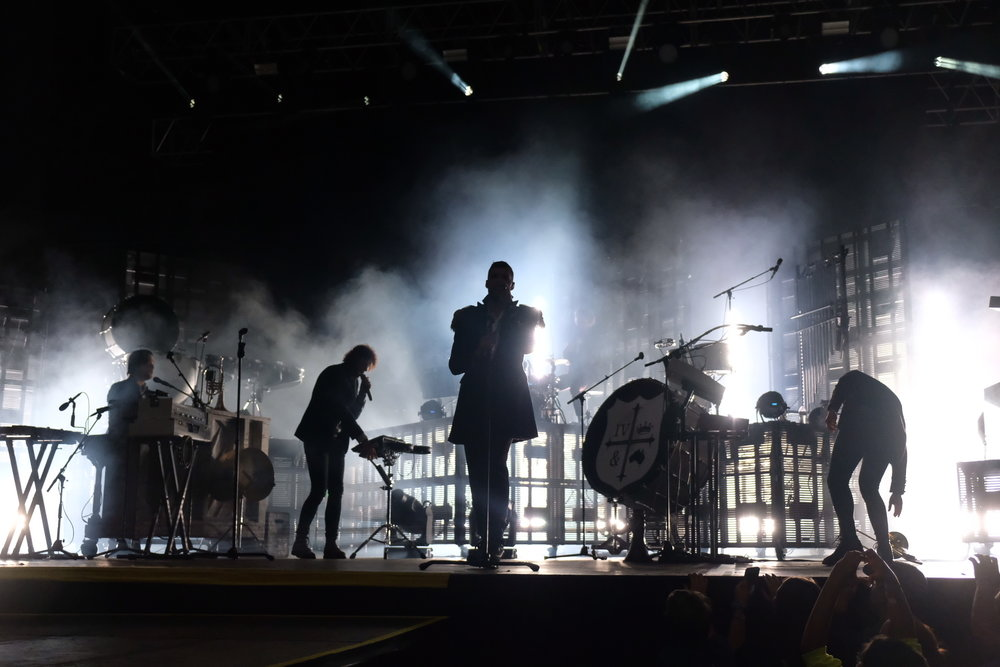 (for King & Country performs at Kingdom Bound)