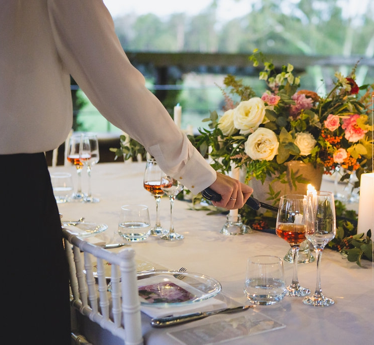 Our Services - Specialists in Full-Service Wedding Planning, we choose to plan a limited number of weddings per year, to ensure we can offer you the highest level of service.