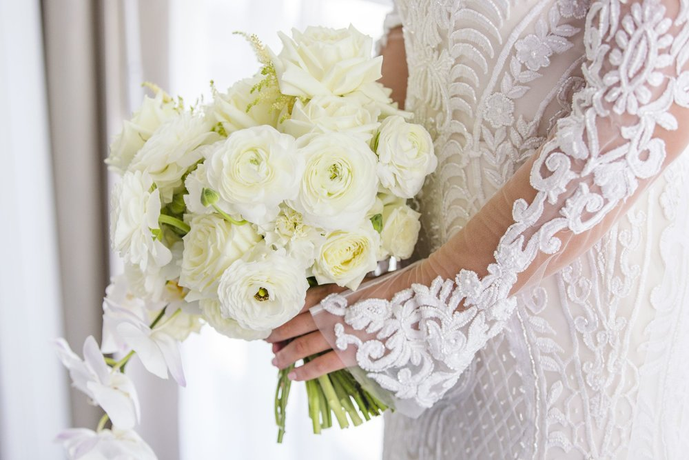 Brisbane-Luxury-Wedding-Dress-Details-White-Roses-Orchids-Flowers-HT-EVENTS.JPG