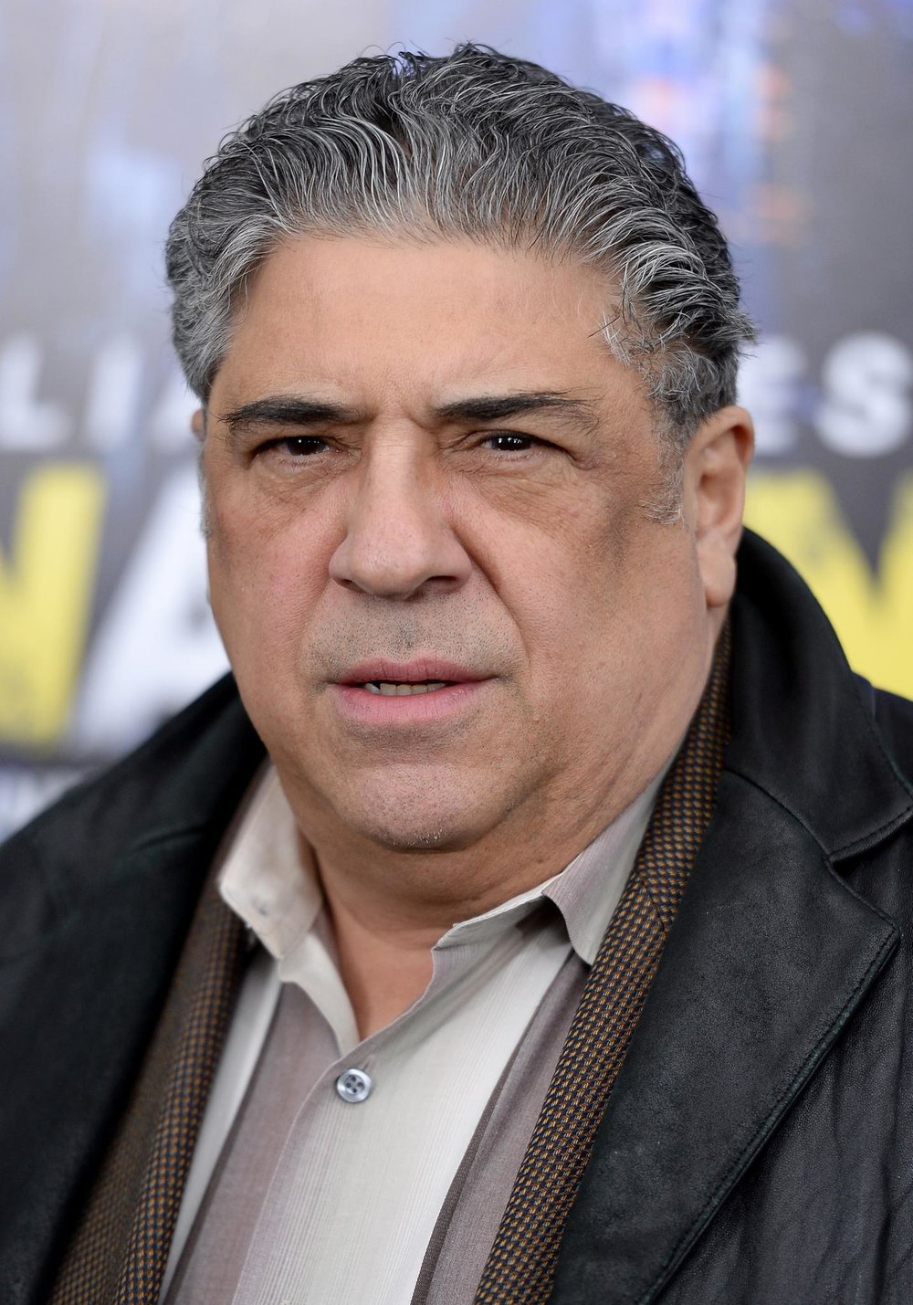 Vincent Pastore – passenger in a vehicle   Vincent Pastore was born on July 14, 1946 in Bronx, New York, USA. He is an actor and producer, known for The Sopranos (1999), Revolver (2005) and Shark Tale (2004).
