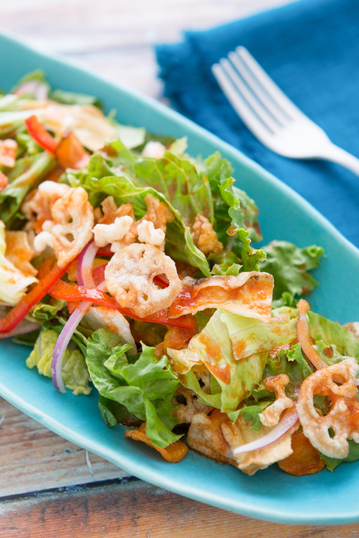 トリプル野菜サラダ
